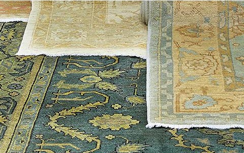 Casa Florentina Home Furnishings Rugs Display