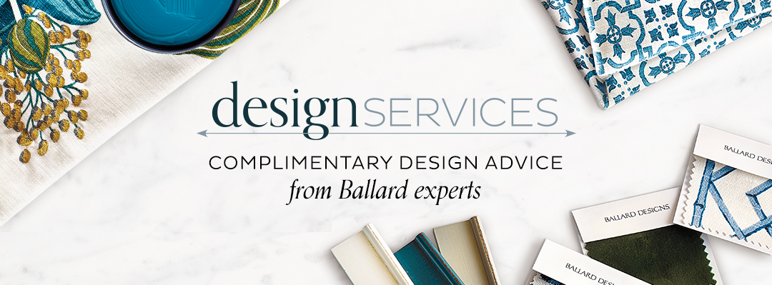 Design Services | Ballard Designs