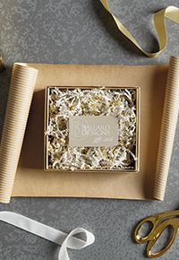 Personalized Gifts stylish holiday and gift card ideas display | Ballard Designs