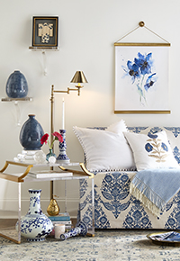 Decor for Home | Accessories, Mirrors, Wall Decor and Throw Pillows interior design image  | Ballard Designs